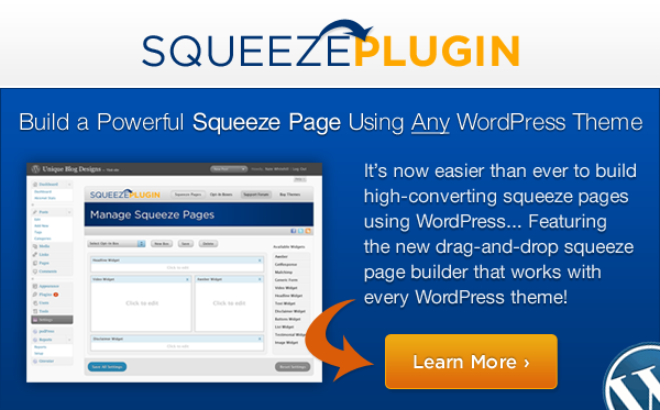Squeeze Plugin